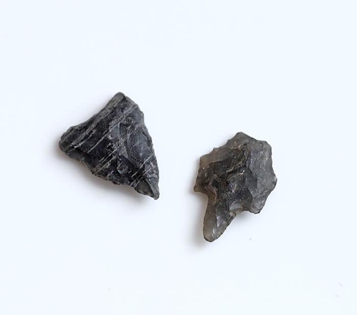 IMG 1231 - 1万年前の矢じりのご紹介です♪